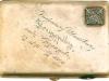 Garwolin 1906. Dar 37 pułku dragonów Wojennego Orderu dla Rafaiła Diegtiariewa. źródło : blog wariag Odnalazł Roman Talarek