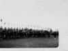 17. 27 Szwadron w szyku rozwinętym podczas święta pułkowego - 1932 rok. Zdjęcie udostepnił Mateusz Zieliński