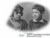 361. Nr org.-| Nazwisko i Imiona: Śpikowska z d. Wajda Irena i Wajda Józef - rodzeństwo Kapicy z d. Wajda Anny| Opis na kopercie: | Rozpoznanie: