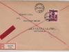 """10. Koperta adresowana do Niemiec ze stemplem  """"Garwolin 18 VIII 1940"""""""