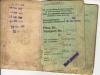 22.  Skan paszportu Katarzyny Bryzek z domu Zowczak z Trojanowa żyjącej w latach 1891-1965. Udostępniła Anna Bienias