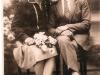 Feliks Walenda z żoną Agnieszką zd. Kędzior. Fotografie udostępniła p. Barbara Tukendorf