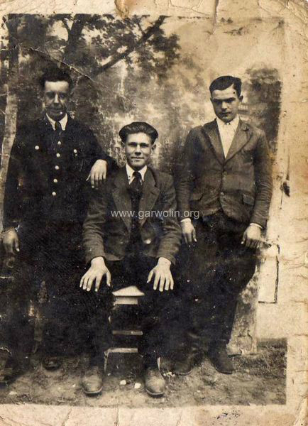 Stanisław Całka, Bolesław Wawer, Pilawa. Ze zbiorów Krzysztofa Gawrysia