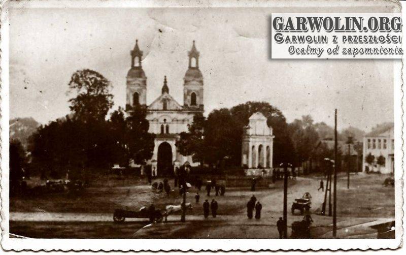 8. Łaskarzew rynek. Źródło łaskarzew.org.