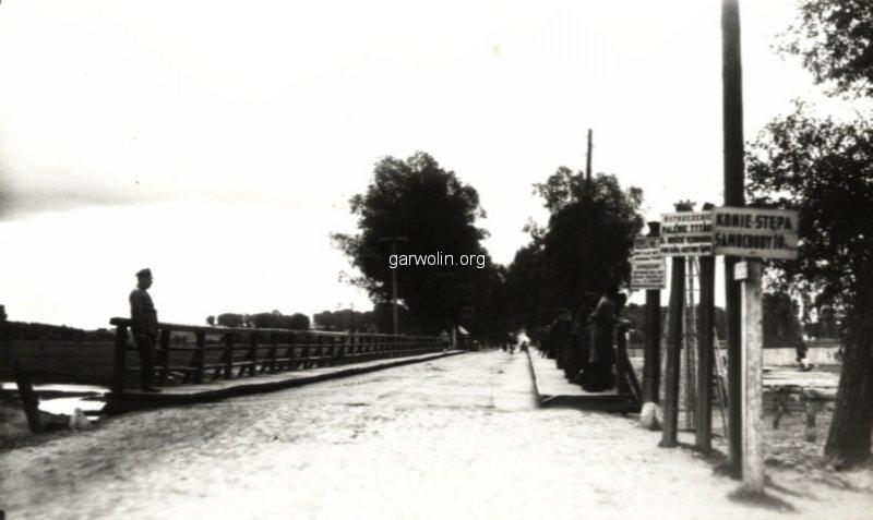 2. Most na rz. Wilga ze zbirów B. Witaczyńskiej