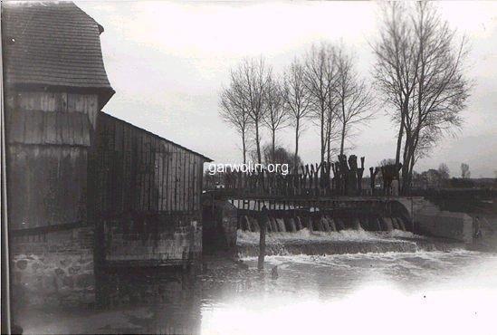 41. Młyn rok 1932. Źródło internet