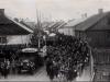 20. Pochód protestacyjny w Garwolinie - 19 III 1933r. ulica Długa. Źródło internet