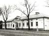 46. Defilada ul. Kościuszki, w tle budynek magistratu. Obecnie w tym miejscu znajduje się Urząd Pracy. Źródło internet.
