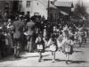 38. Uroczystość związana z uchwaleniem Konstytucji 3 maja - 3 V 1936r. - przedszkole miejskie. Źródło intarnet