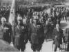 107. Po prawo naczelnik OSP Michał Gniedziuk 1934 rok, wojewódzkie zawody OSP w Lublinie.