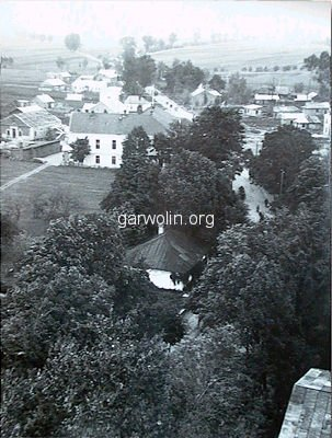 21. Ul. Staszica rok 1940. Źródło internet
