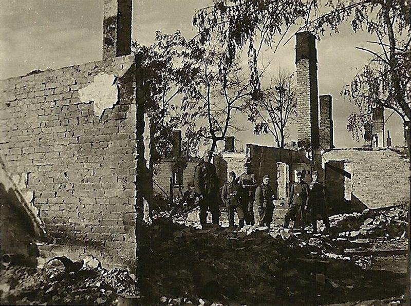 71. Garwolin 1939-10-15. Ze zbiorów Krzysztofa Siarkiewicza