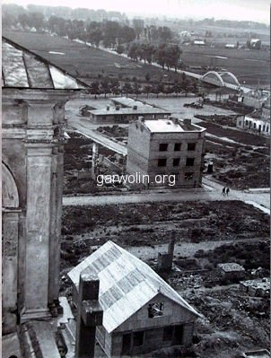 28. Centrum 1940 rok.. Źródło internet