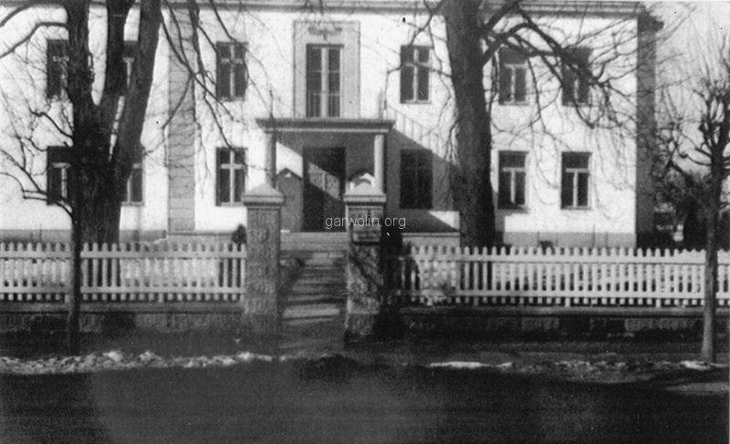 55. Plebania. Ze zbiorów Barbary Witaczyńskiej