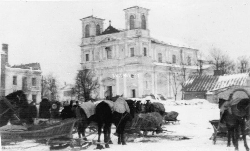 57. Rynek górny. Ze zbiorów Barbary Witaczyńskiej