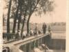 37. Mostek na rzece Wilga , ze zbiorów r. Filipek