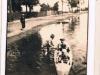38. Zalew na rzece Wilga , ze zbiorów r. Filipek
