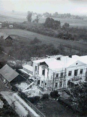 16. Plebania kościelna, rok 1939. Źródło internet