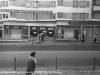 96. Widok na blok przy ulicy Kościuszki - rok 1981. Zdjęcie ze zbiorów Polskiej Agencji Prasowej autorstwa Macieja Musiała.