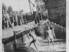 8. Stary drewniany młyn w Leszczynach Garwolin 1943. Archiwum rodzinne J.J.Stefańczyk-ów