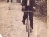 piesio-rowerzysta
