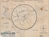 Mapa powiatu garwolińskiego z okresu okupacji (1940-44). Zbiory własne garwolin.org