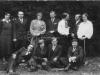 Nauczyciele z Miastkowa 1932 rok. Pierwszy z lewej leży Józef Witak z Rębkowa. Ze zbiorów p. Rękawek