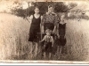 2. Rodzina Boguszów z Budla. Zdjęcie udostepnił p. Bogusz
