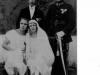 18. Zdjęcie ślubne Natalia Dłużniewska i Saturnin Zborowski Garwolin 1925 rok. Udostępnił Mateusz Zieliński