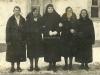 Miętne lata 30-te. Zdjęcie udostępnił Krzysztof Siarkiewicz. Ze zbiorów p. Wojtaś z Miętnego — w: Mietne