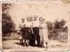 52. Grupa z Miętnego - wśród nich p. Antonina Kot z d. Duchna - zdjęcie udostępniła p. Rozum