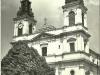 Garwolin, Barokowy kościół z 1890 roku - 1968. Ze zbiorów K. Siarkiewicza.