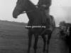 Kobieta na koniu. Ze zbiorów Stefana Siudalskiego