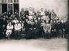 1. Zdjęcie z podpisem 'Pamiątka szkolna 1942'. Ze zbiorów r. Filipek