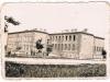 Budynek szkoły w Górznie. Budynek rozpoznany przez czytelników. Ze zbiorów Romana Talarka