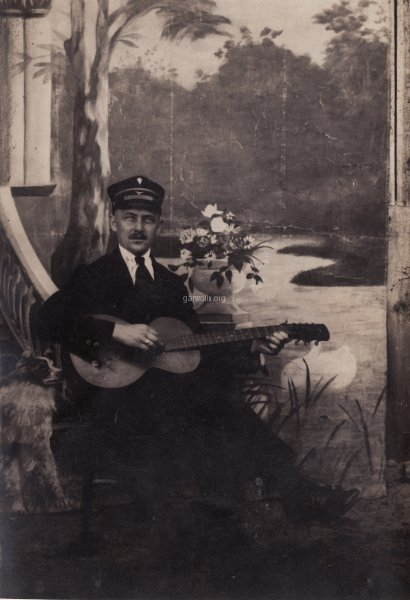 23. Jan Gontarski. Udostępnił Michał Gontarski
