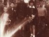 28. Romuald i Ryszard Gontarscy. W środku jest Romuald, a pierwszy z prawej to jego brat Ryszard. Udostępnił Michał Gontarski