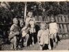 Rok 1952. Unin. Fotografie ze zbiorów E. Domareckiej