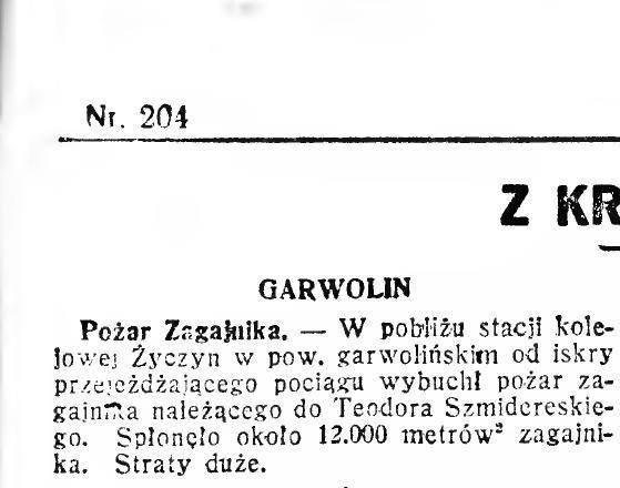 121. Warszawianka. R. 5, 1928 nr 204 (26 VII)