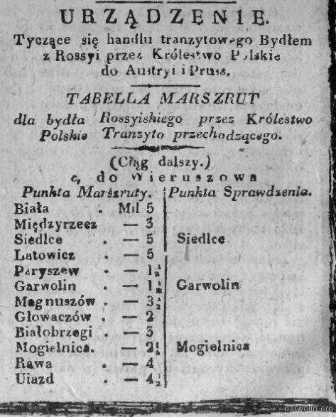 98 Gazeta Korrespondenta Warszawskiego i Zagranicznego 1826 nr92