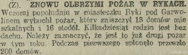 10 Ilustrowany Kuryer Codzienny 1925 nr 172 24 VI