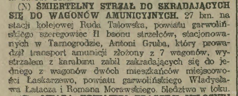 15. Ilustrowany Kuryer Codzienny 1926 nr 330 1 XII