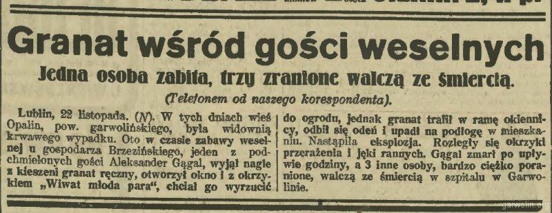 25. Ilustrowany Kuryer Codzienny 1930 nr 319 24 I