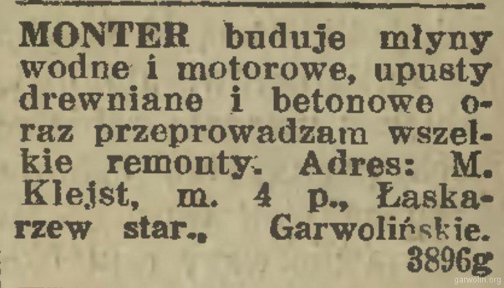 26. Ilustrowany Kuryer Codzienny 1930 nr 40 14 II