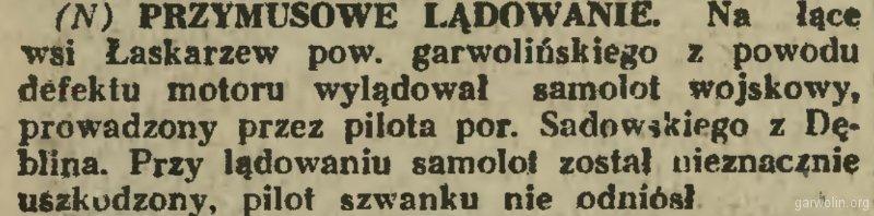 27. Ilustrowany Kuryer Codzienny 1930 nr 53 27 II