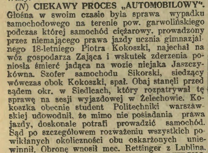 30 Ilustrowany Kuryer Codzienny 1931 nr 63 4 III