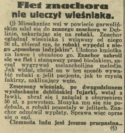 37 Ilustrowany Kuryer Codzienny 1932 nr 313 11 XI