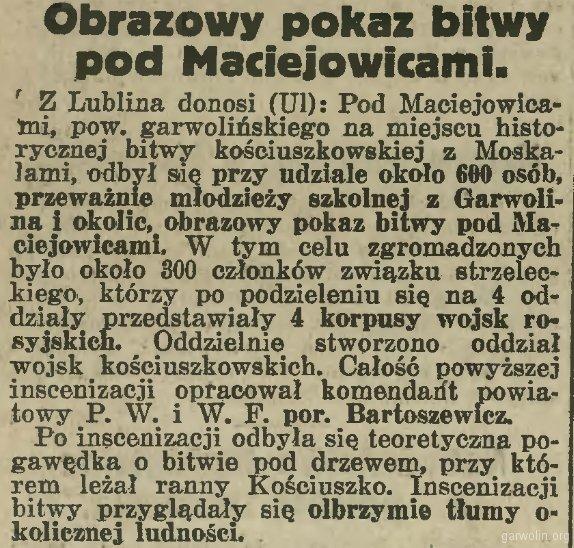 46 Ilustrowany Kuryer Codzienny 1934 nr 137 19 V