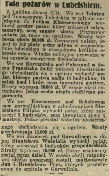 47 Ilustrowany Kuryer Codzienny 1934 nr 192 13 VII