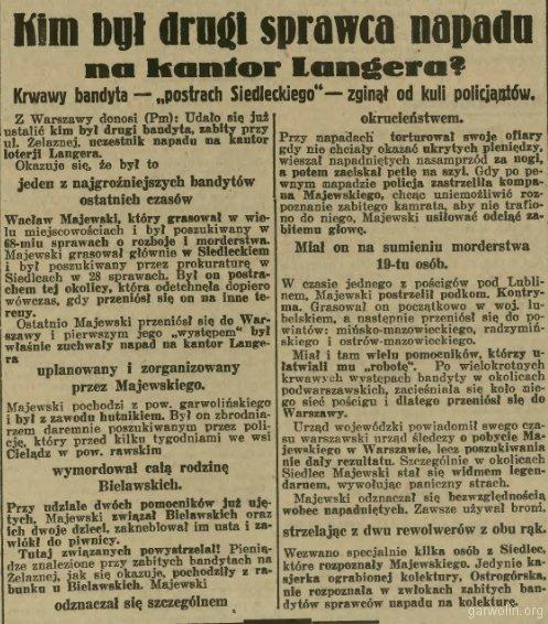 65 Ilustrowany Kuryer Codzienny 1936 nr 12 12 I